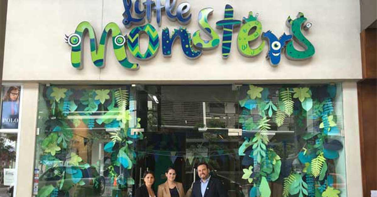 Franquicia Little Monsters abrirá seis sedes en el país