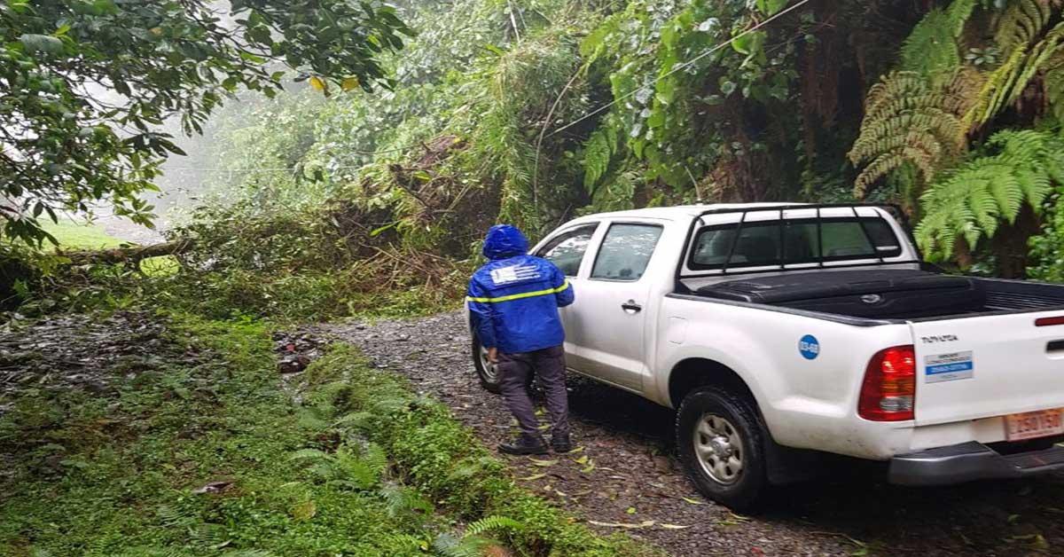 Conozca las zonas de Heredia sin servicio eléctrico y agua por averías