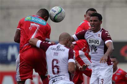 Unafut suspende jornada 13 del campeonato