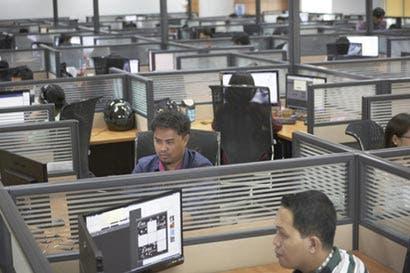 País de call centers da la pelea contra la automatización