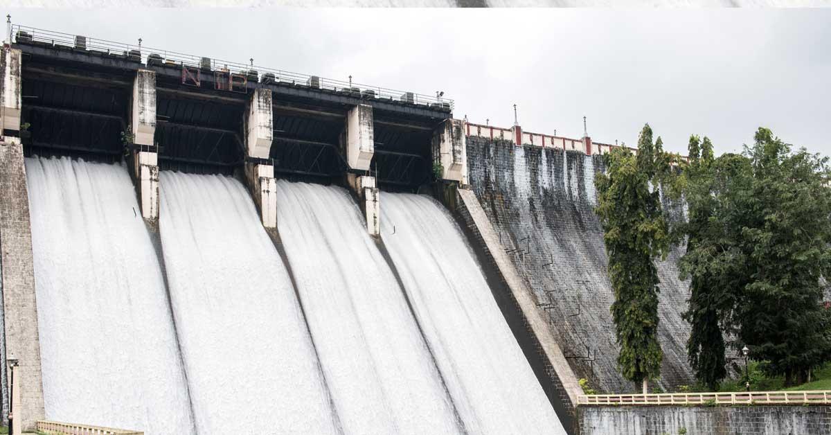 Sacan de operación plantas hidroeléctricias