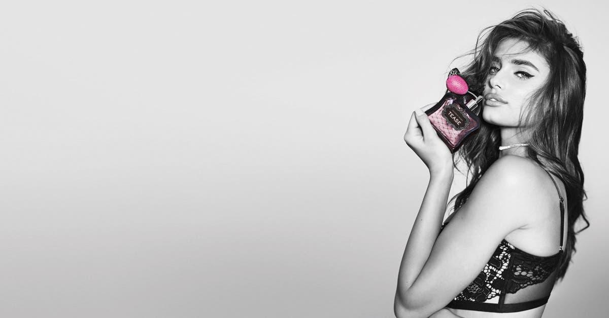Flores inspiran la nueva fragancia de Victoria's Secret