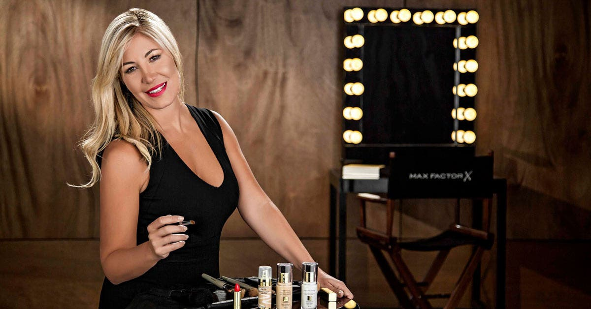 Directora creativa de Max Factor dará clase de maquillaje en el país