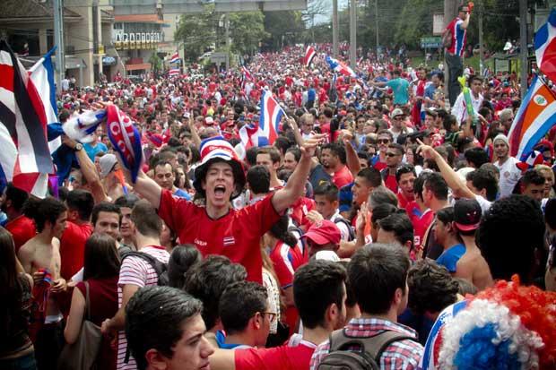 250 oficiales resguardarían celebración por clasificación al Mundial