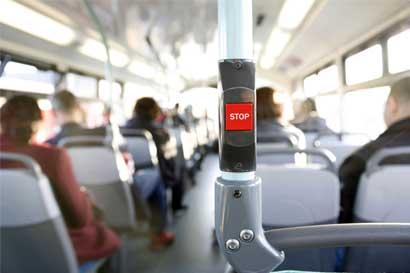 Al menos nueve rutas de bus restablecieron sus servicios