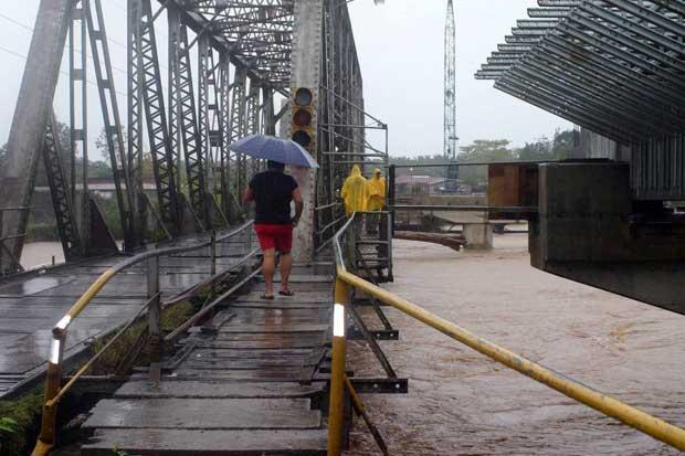 Tormenta Nate causó más daños que huracán Otto