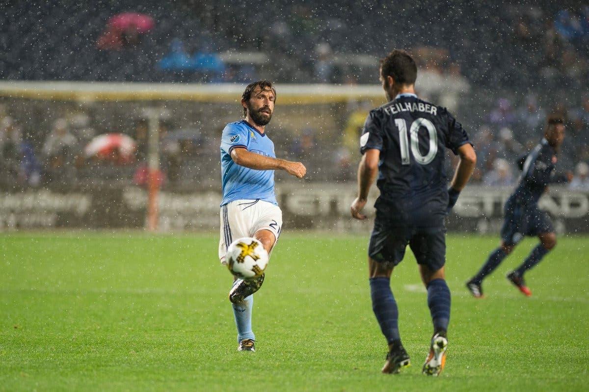Andrea Pirlo anuncia su retiro del fútbol profesional