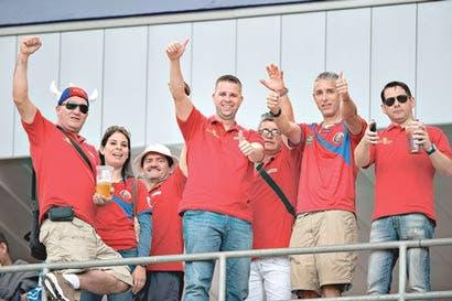 Agencias lanzan paquetes para acompañar a la Sele al Mundial de Rusia
