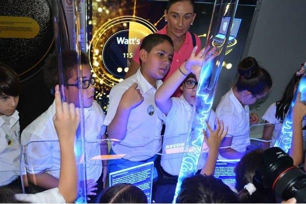 Grupo ICE inaugura nueva sala tecnológica en el Museo de los Niños
