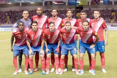 ¿Cuáles seleccionados llevará Óscar Ramírez al Mundial?