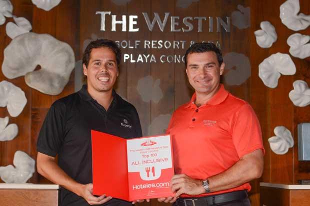 Westin Playa Conchal fue catalogado entre los mejores 100 hoteles del mundo