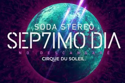 Cirque du Soleil presentará en Costa Rica show de Soda Stereo