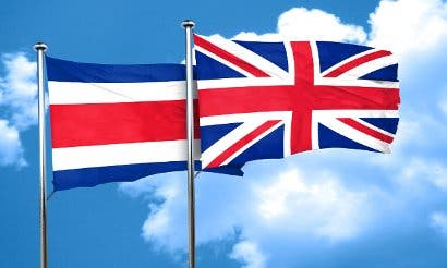 Reino Unido nombra a su primer enviado comercial para Costa Rica