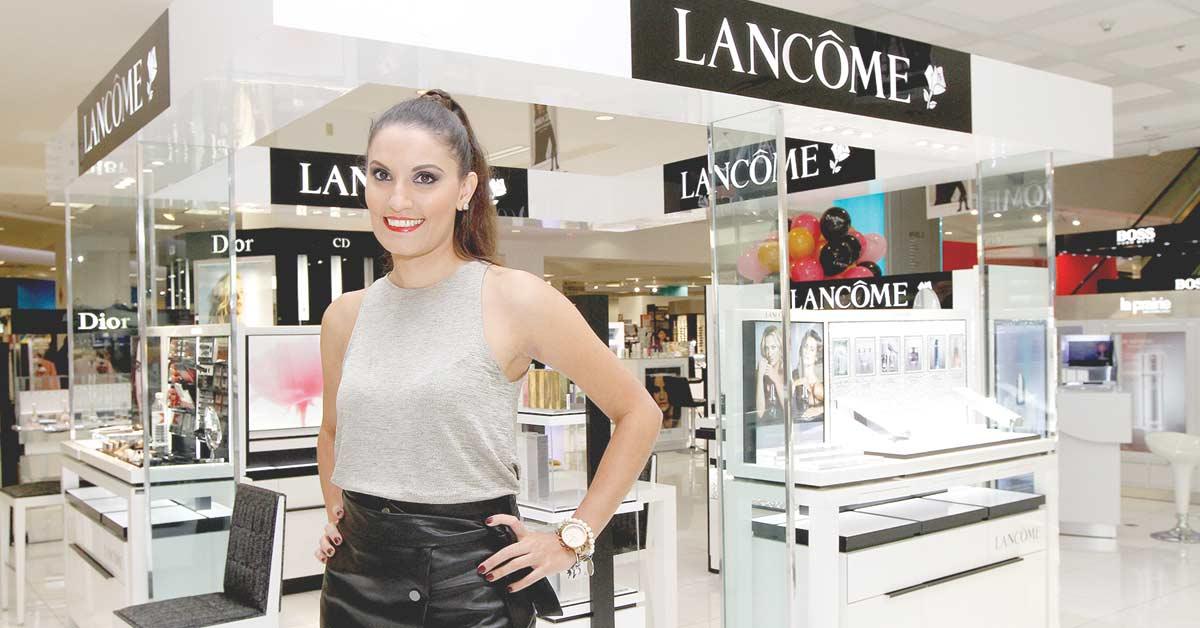 Simán relanza en Costa Rica la marca Lancôme