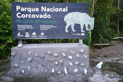 Parque Nacional Corcovado abre con paso restringido