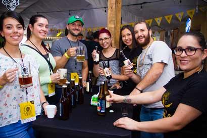 Feria ofrecerá degustación de más de 20 tipos de cervezas
