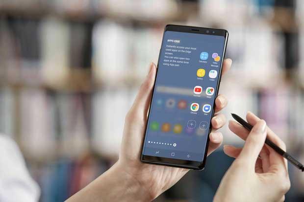 Samsung inicia las ventas del Galaxy Note 8