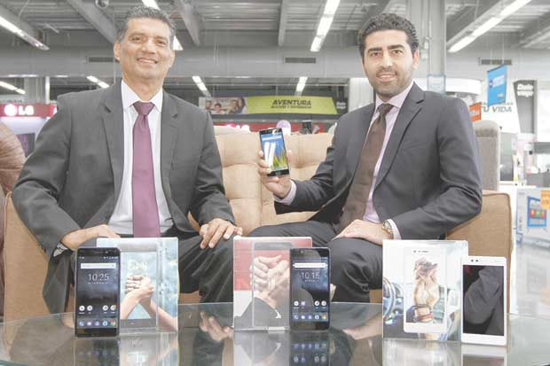 Nokia trae tres smartphones con Android al país