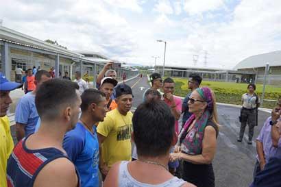 CIDH alaba sistema penitenciario de Costa Rica