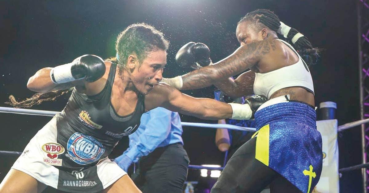 Hanna Gabriels y Oxandia Castillo disputarán dos títulos mundiales