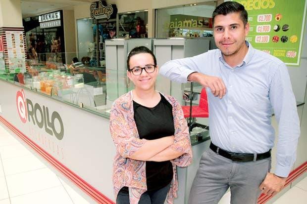 Q'ROLLO abrió su tercera heladería artesanal