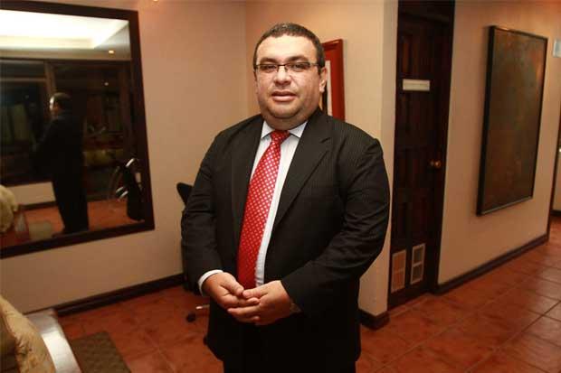 Fernando Rodríguez reitera que Presidente no medió en importación del cemento