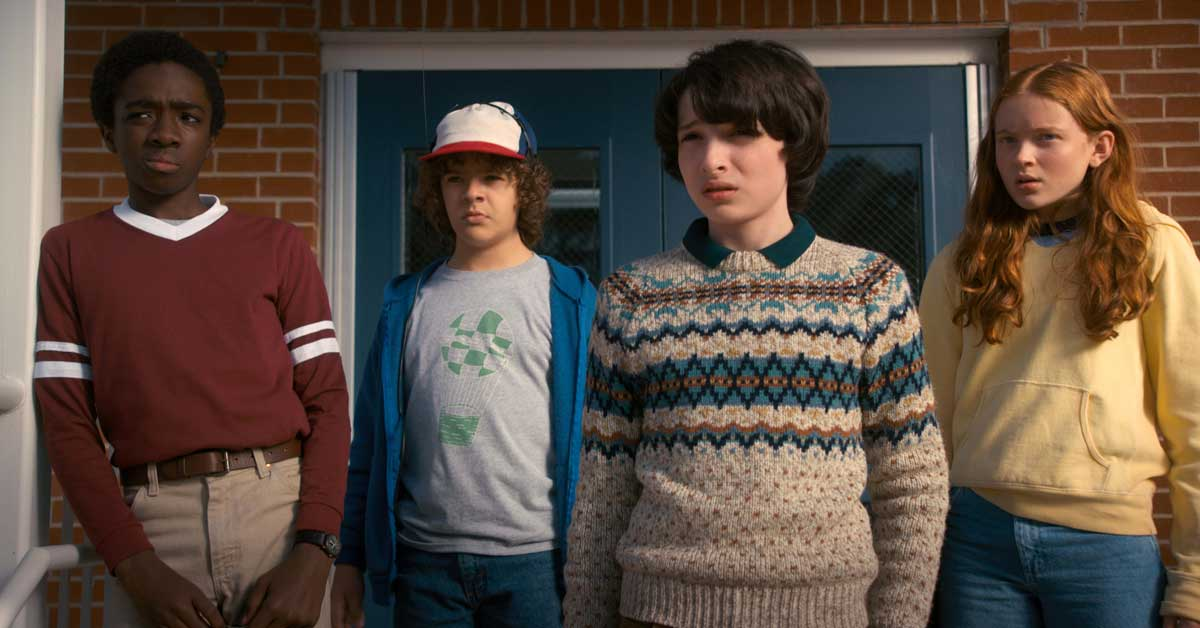 "Netflix reveló el último tráiler de ""Stranger Things 2"""