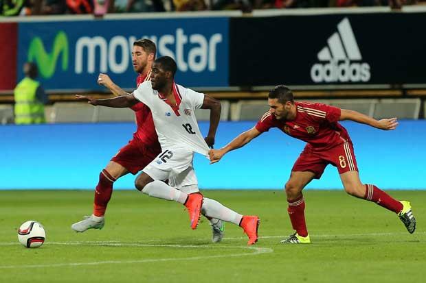 Costa Rica se fogueará ante España en primer amistoso rumbo al Mundial
