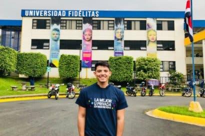 Estudiante tico participará de Congreso Latinoamericano de Ingeniería Civil