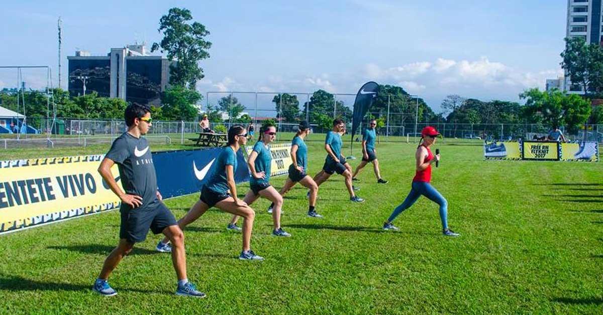 Nike ofrecerá entrenamiento de velocidad mañana