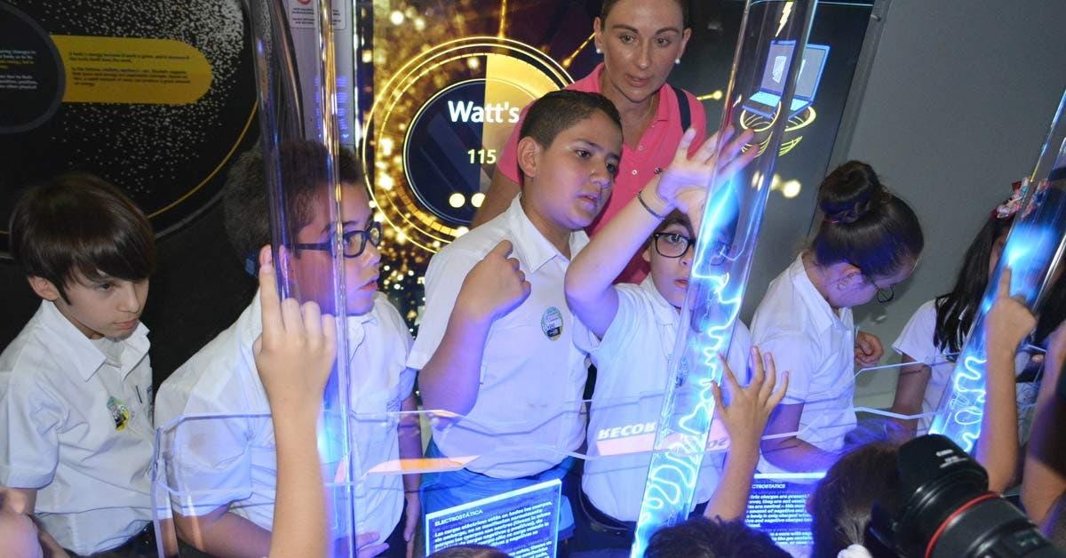 Museo de los Niños inauguró nueva sala interactiva