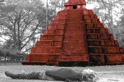 Arte mesoamericano inspira exposición