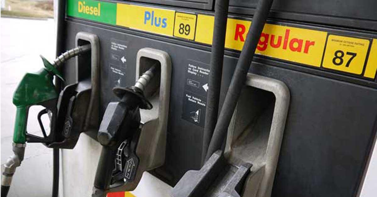 Precios de la gasolina bajarían en noviembre