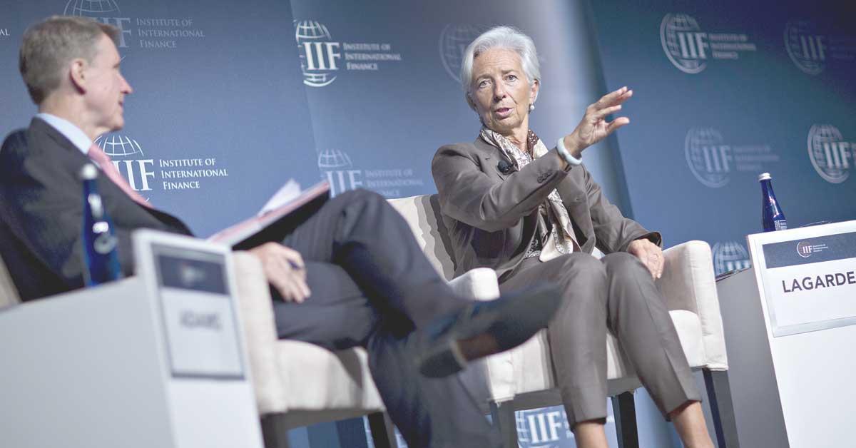 Líderes económicos piden no arruinar la actual recuperación