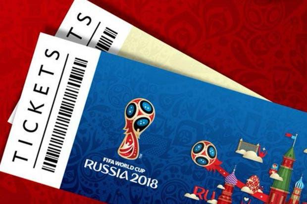 ¡Locura por entradas al Mundial!