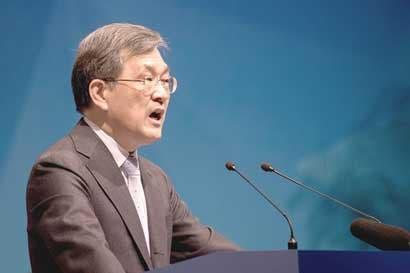 Samsung pierde inesperadamente a su líder tras ingresos récord
