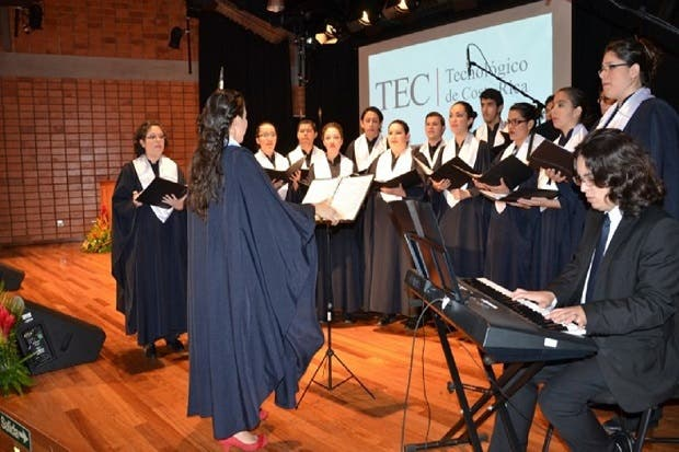 Cartago celebra su primer festival de coros