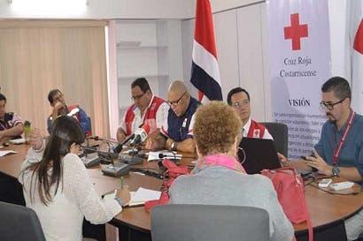 Cruz Roja y Bayer se alían para prevenir emergencias