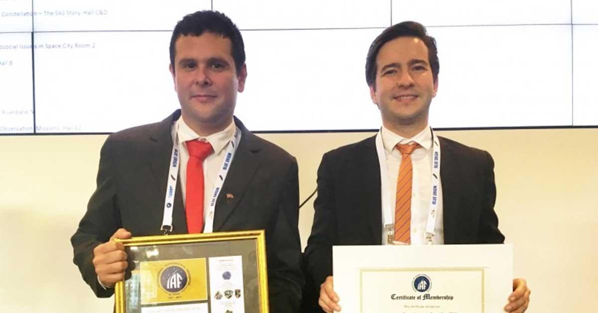 TEC se convierte en miembro de la Federación Internacional de Aeronáutica