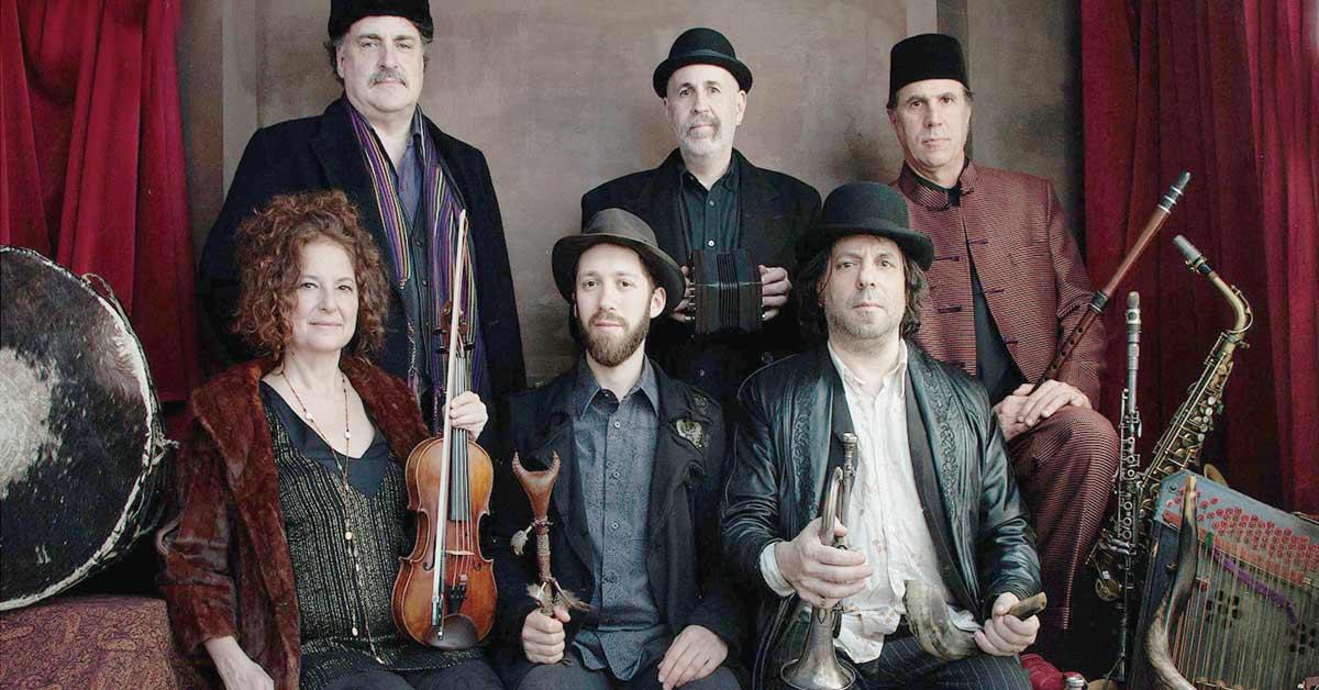 Banda judía The Klezmatics se presentará en el Teatro Nacional