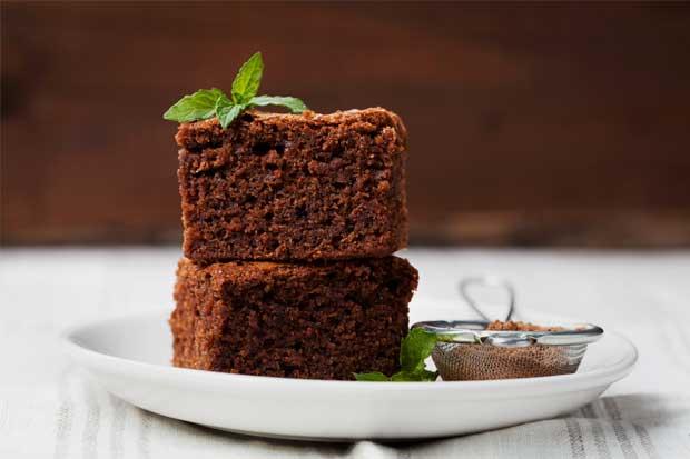 Restaurante Italia en Casa: Tarta de chocolate