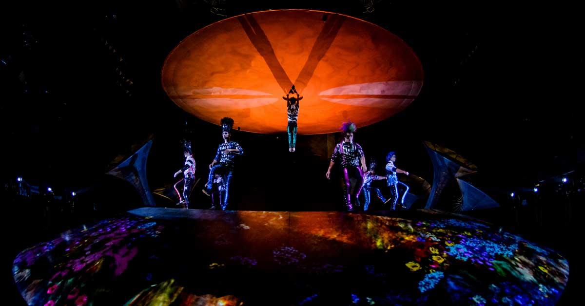 Cirque du Soleil anunció detalles de su visita a Costa Rica