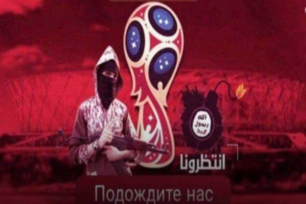 Estado Islámico amenaza al Mundial de Rusia 2018