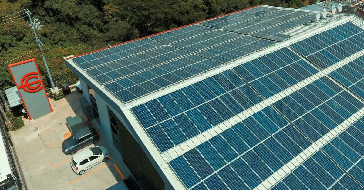 Empresa nacional firma alianza con fondo noruego para energías renovables