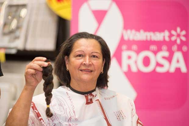 Walmart hará campaña de donación de cabello en Tibás y Guadalupe