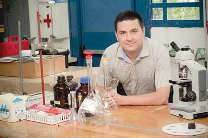Aditivos para la industria química se convierten en emprendimiento