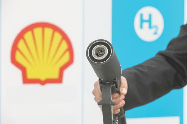 Shell comienza servicio para coches eléctricos en Reino Unido