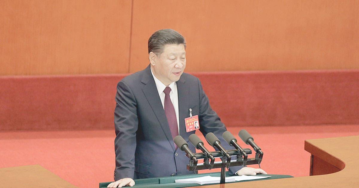Xi Jinping omite meta previa de crecimiento de China y prioriza calidad