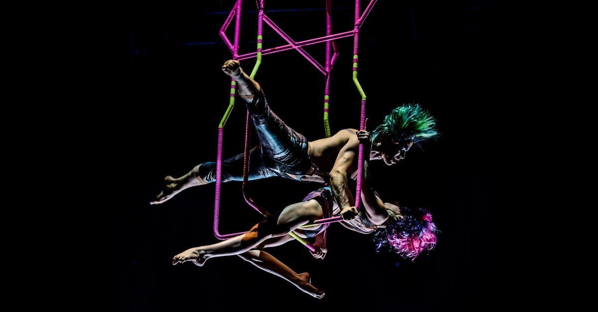 Cirque du Soleil revive la magia de Soda Stereo