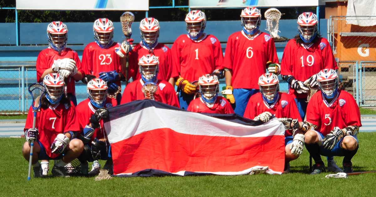 Selección Nacional de Lacrosse participará en Mundial en Israel